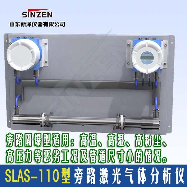 SLAS-110型旁路激光气体分析仪