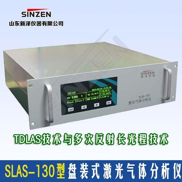盘装式激光气体分析