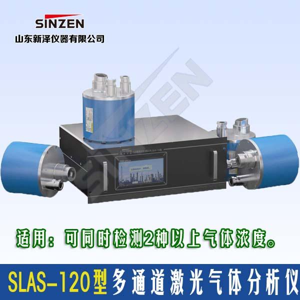 SLAS-120型多通道激光气体分析仪