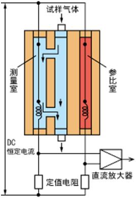 SIcEx-100氢气分析仪测量原理