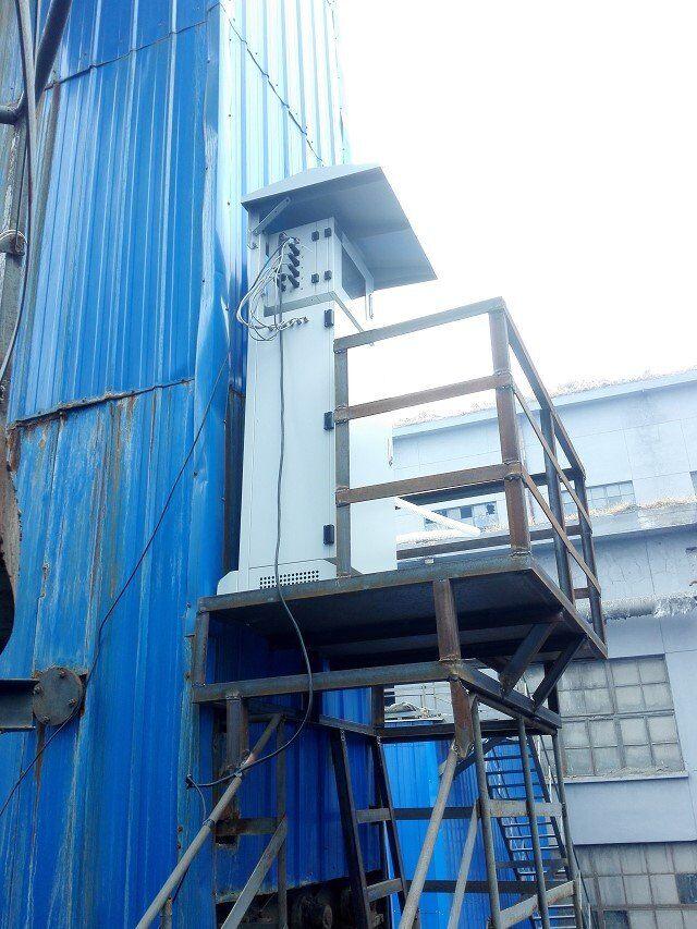 Sdust-110超低粉尘仪连续烟尘浓度监测系统安装现场