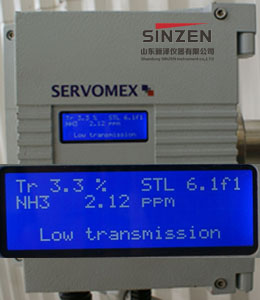 仕富梅LaserSP 2900激光氨逃逸分析仪
